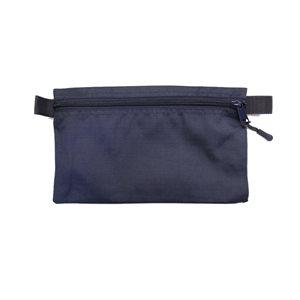 Navy Money Bag