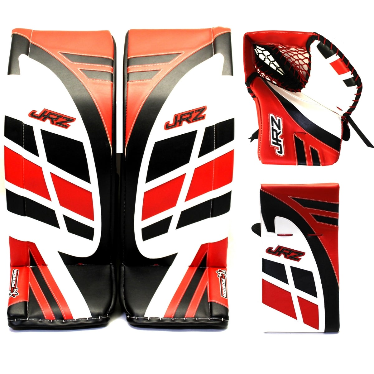 Fusion FZ-1 hockey goalie gear